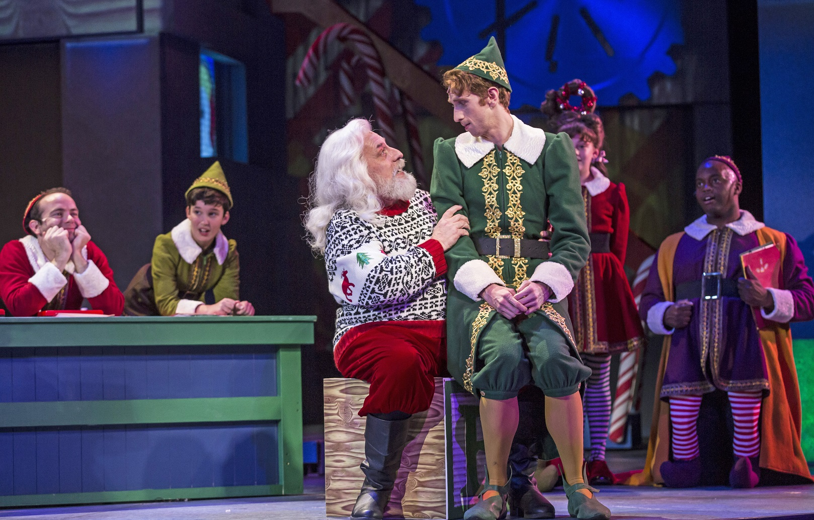 Elf the Musical - Live at the Paramount