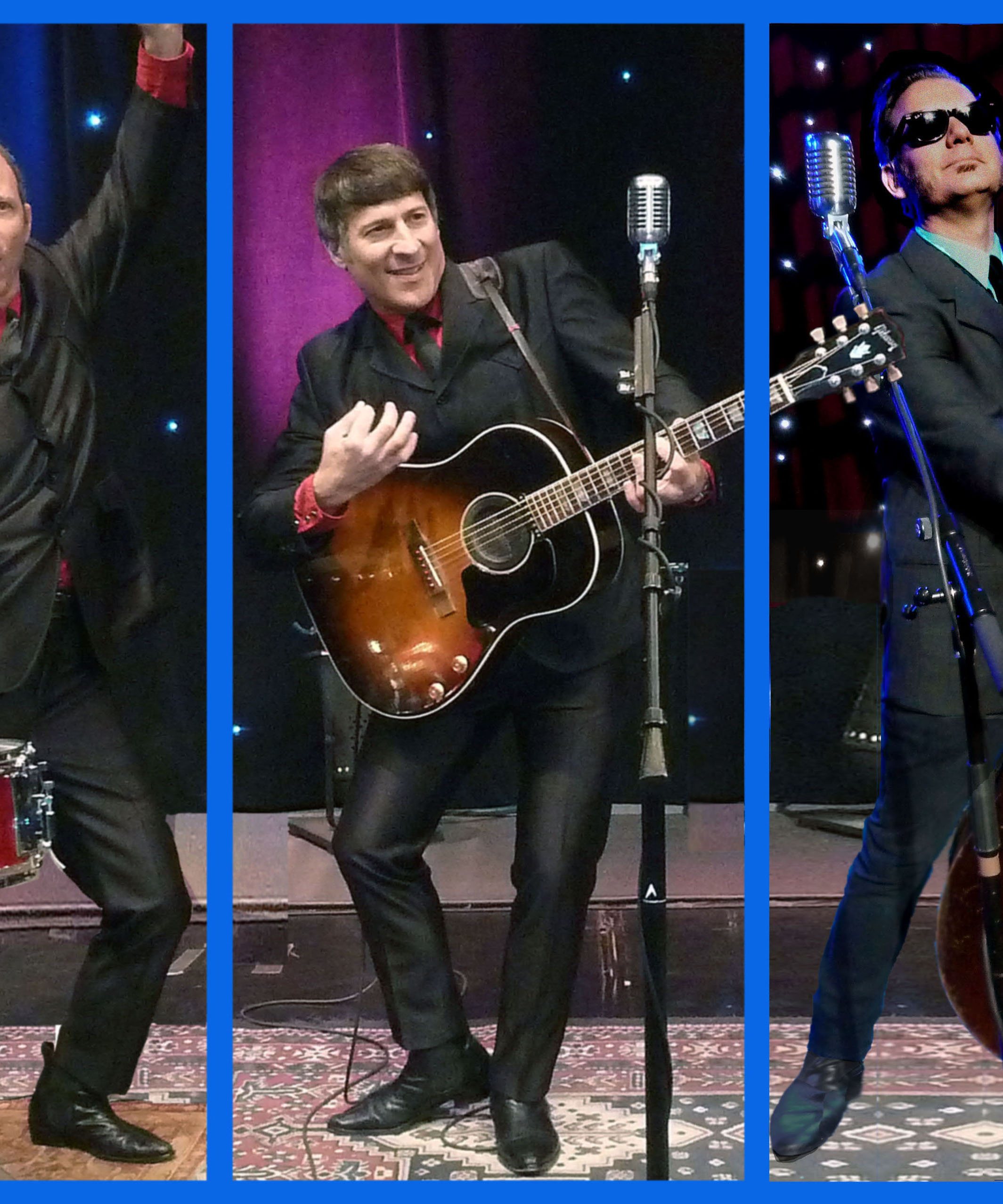 From Elvis to The Beatles featuring The Neverly Brothers