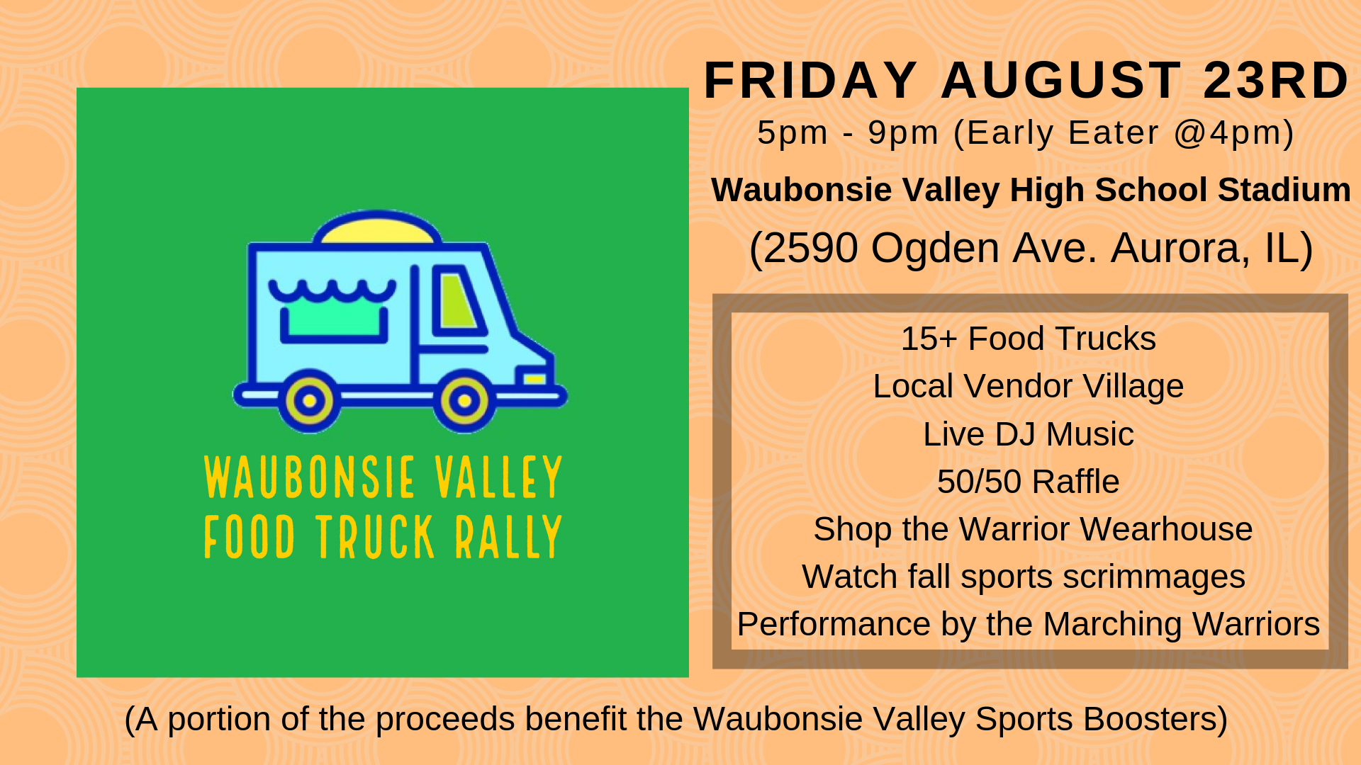 Waubonsie Valley Food Truck Rally