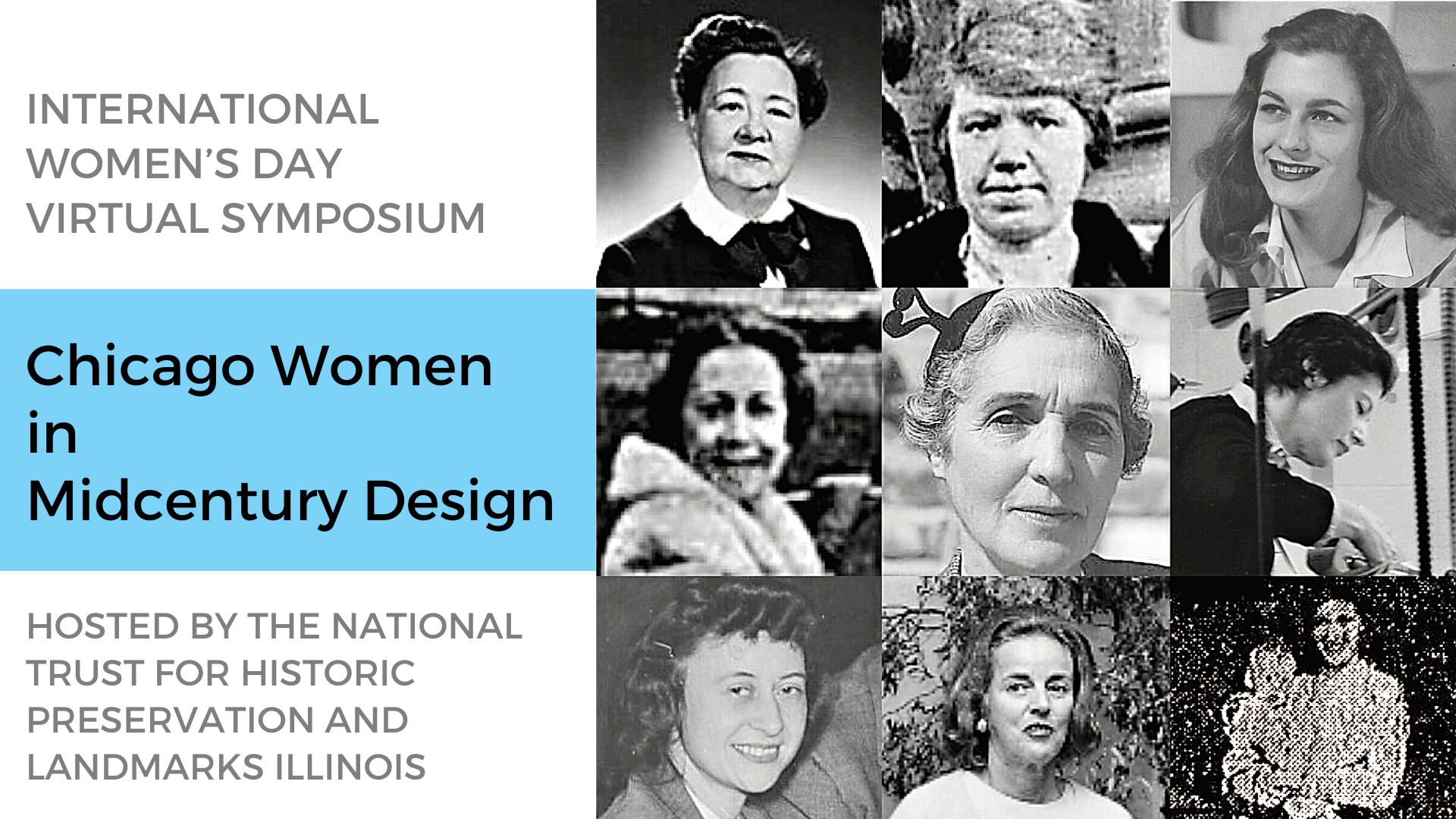 Chicago Women in Midcentury Design