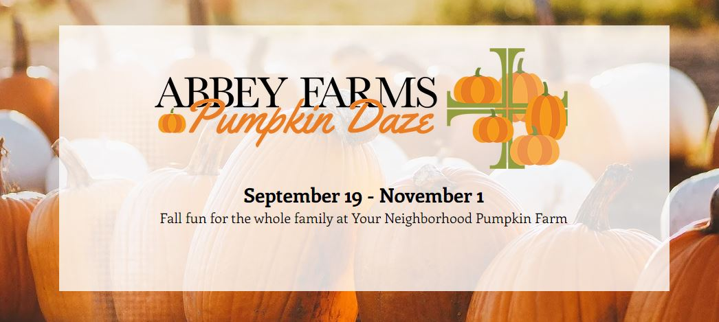Pumpkin Daze at Abbey Farms