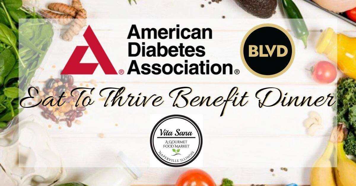 American Diabetes Association Dinner Experience at BLVD