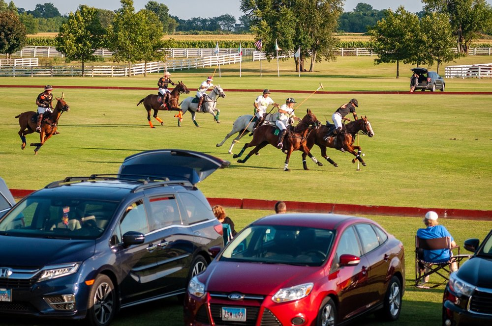 Wine Down Wednesday Polo @ Arranmore Farm