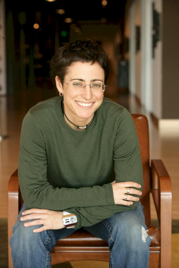 Computer Animation: Danielle Feinberg of PIXAR