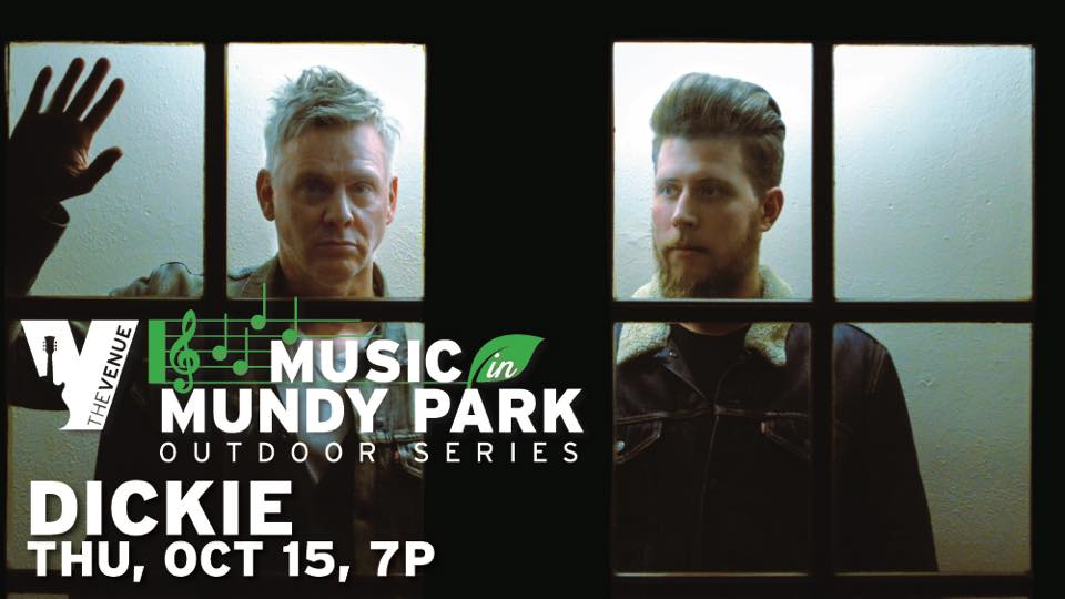 Music in Mundy Park: Dickie