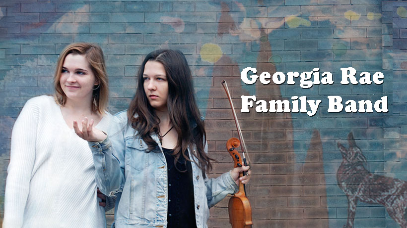 Georgia Rae Family Band @ the Law Office
