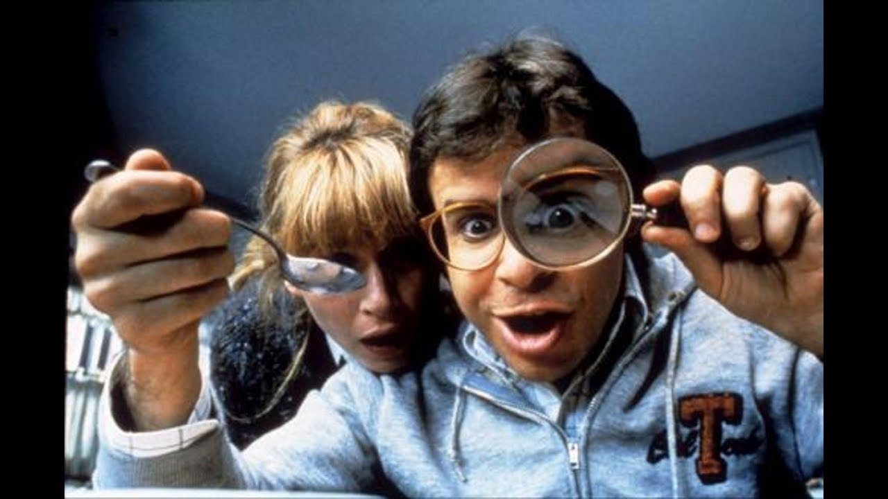 Classic Movie Monday: Honey, I Shrunk The Kids