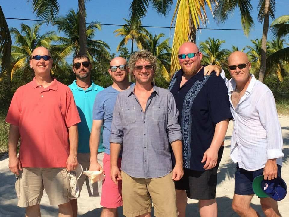 Groovin' in the Grove: Johnny Russler & the Beach Bum Band