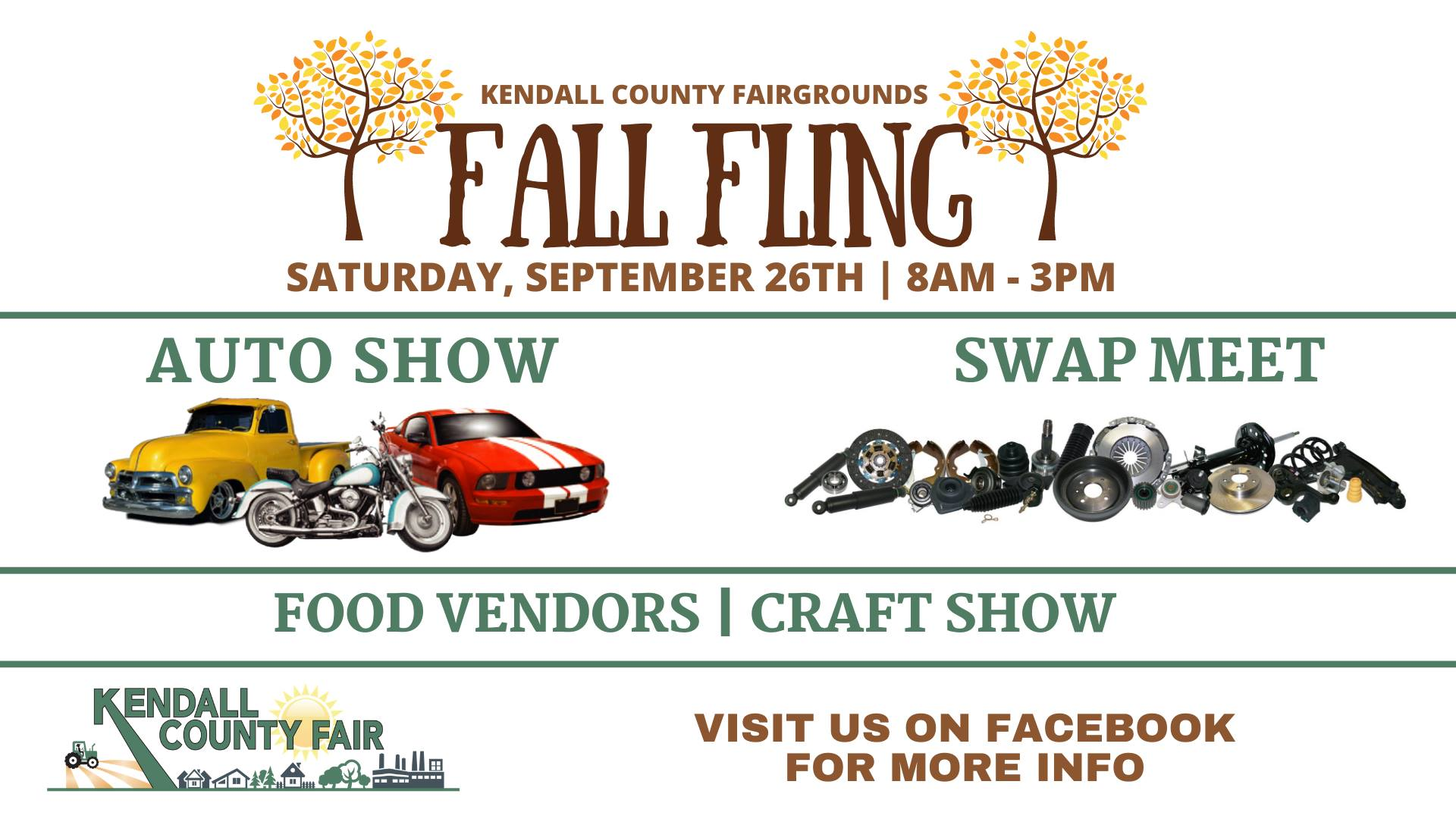 Kendall County Fall Fling