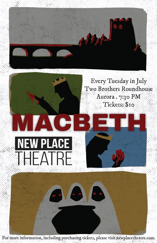 New Place Theatre's Macbeth @ Two Brothers Roundhouse