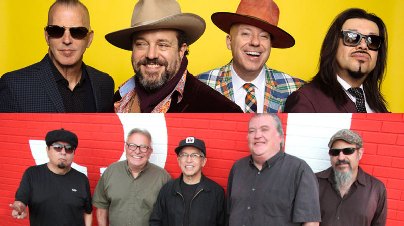 The Mavericks w/ Los Lobos @ RiverEdge Park