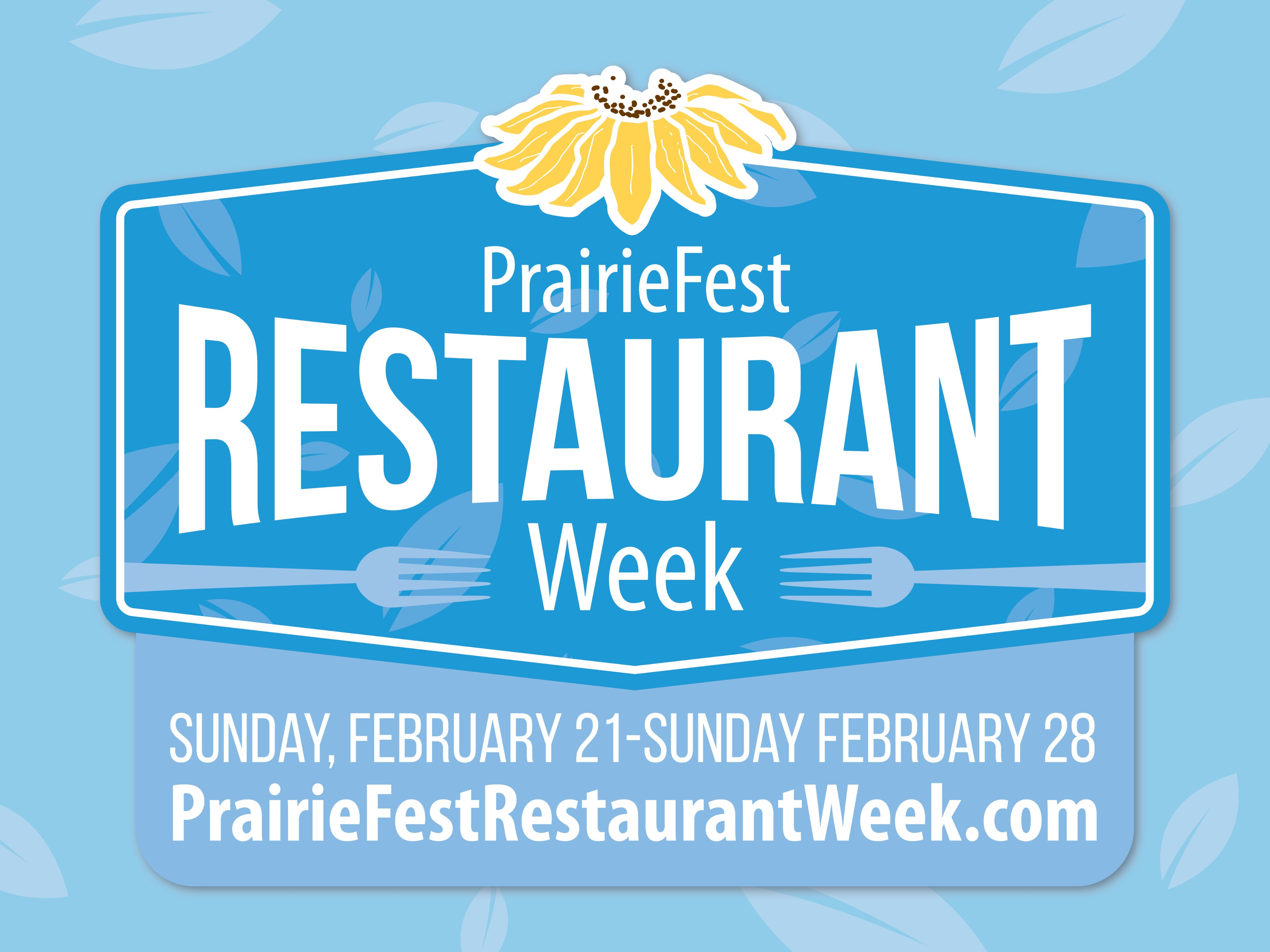 PrairieFest Restaurant Week