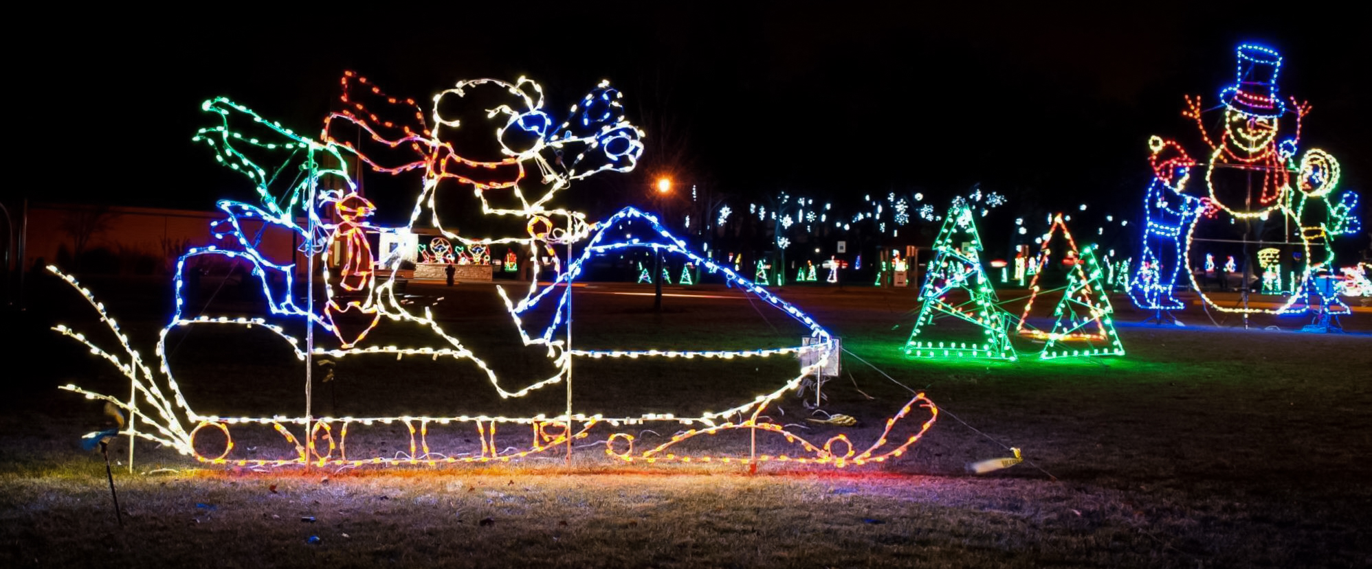 Festival of Lights @ Phillips Park