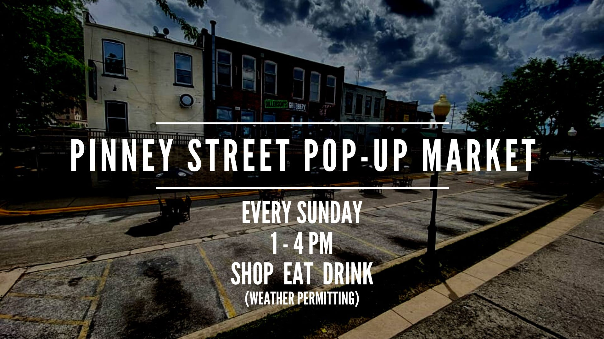 Pinney Street Pop-Up Market