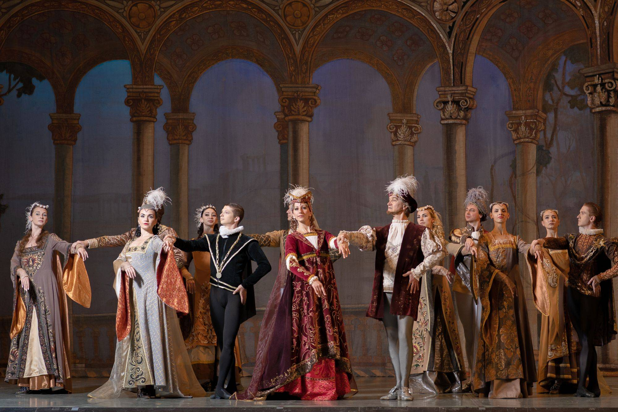 Romeo & Juliet by National Ballet Theatre of Odessa