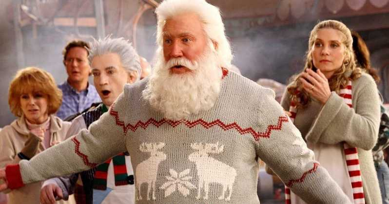 Classic Movie Monday: The Santa Clause