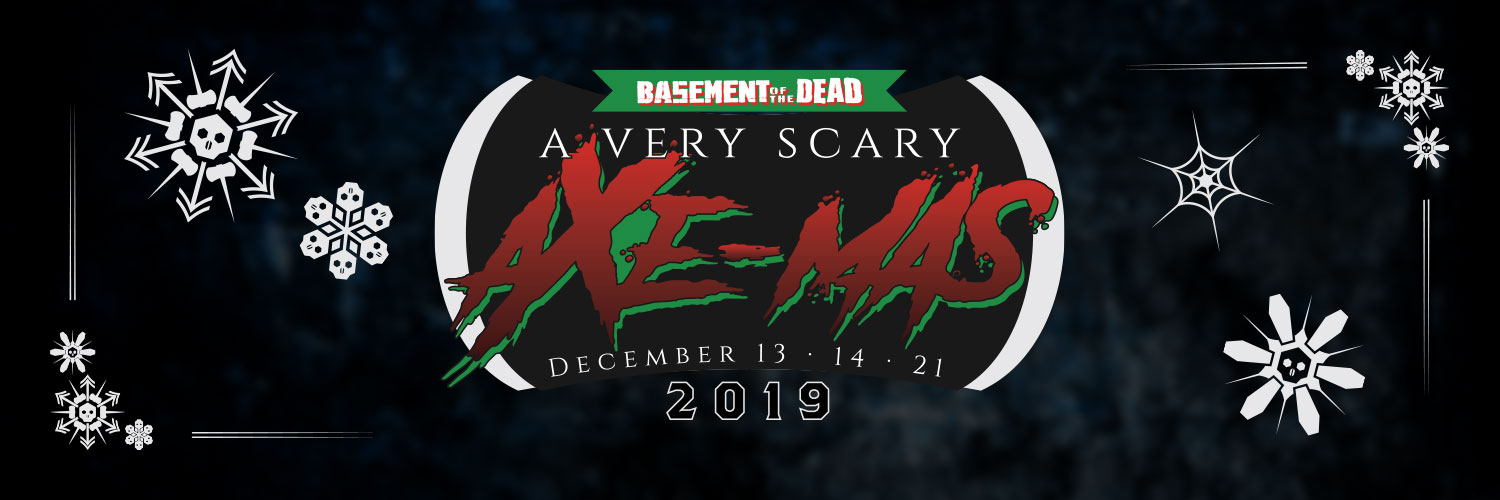 A Very Scary Axe-mas