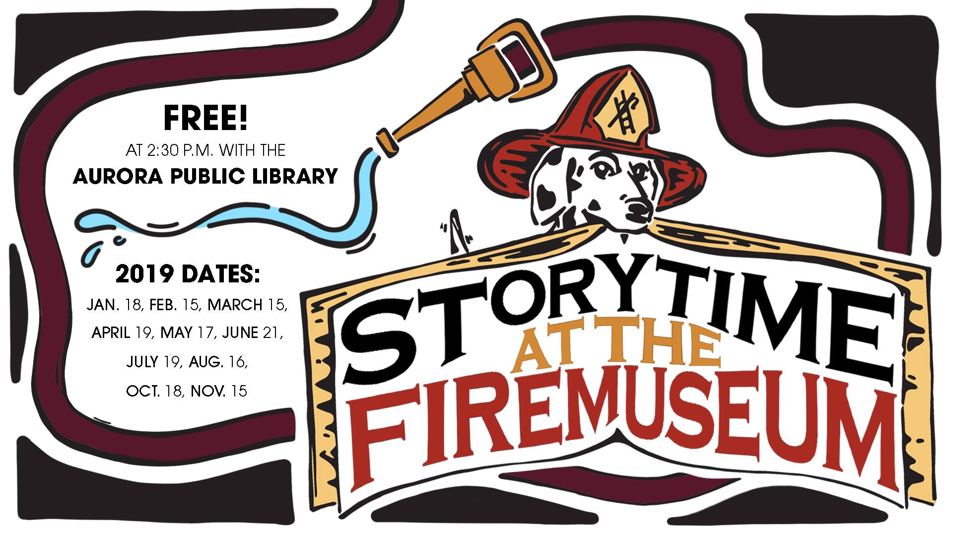 Storytime at the Fire Museum