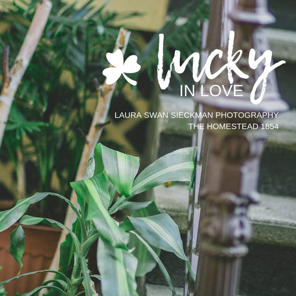 Lucky in Love: Photography & Drinks