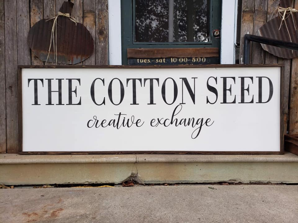 Cotton Seed Creative Exchange